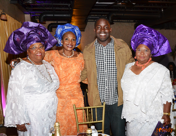 eaq 332 Graduation reception for 2nd Lieutenant Moshood Adeniji