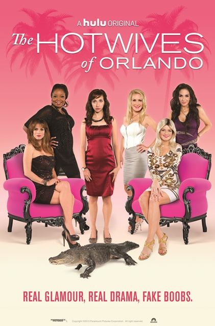 The Hotwives of Orlando poster