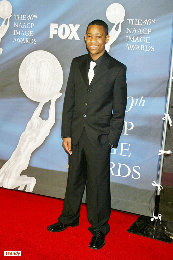 Tyler James Williams - courtesy of Royalty Image
