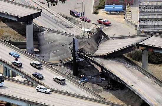 Natural Disaster California