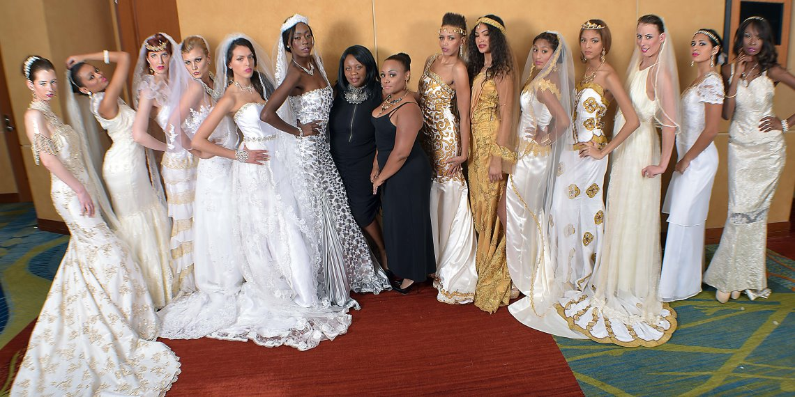 Wedding Gowns Redefined at Houston Fashion Week | Trendy Africa