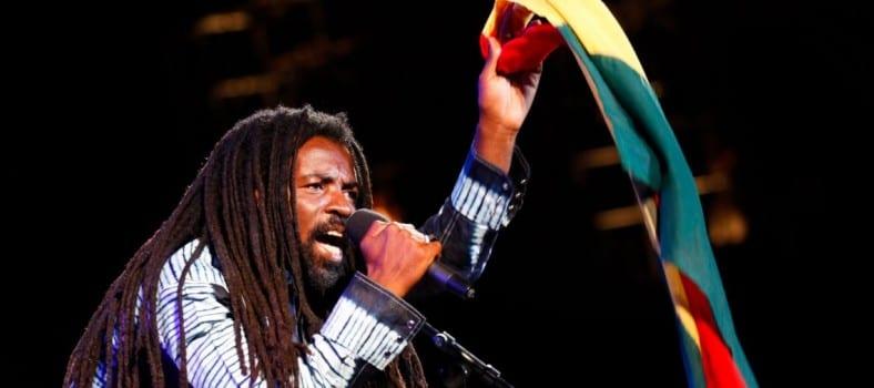 Ghanaian artiste Rocky Dawuni