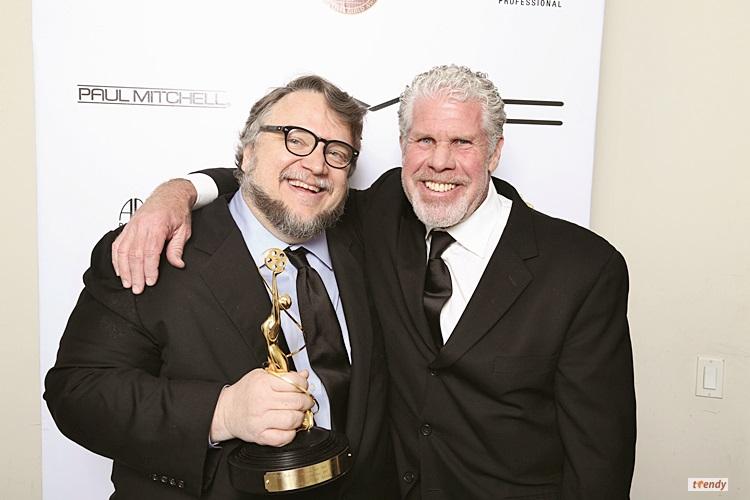 Guillermo Del Torro, Ron Perlman