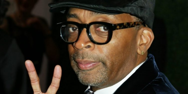 Honoree Spike Lee attends the 46th NAACP Image Awards. - Copy