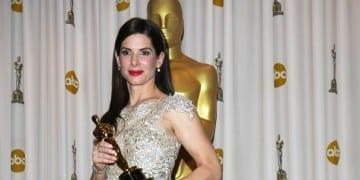 Oscar winner Sandra Bullock - Copy