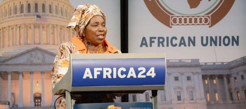 Her Excellency Dr Nkosazana Dlamini Zuma
