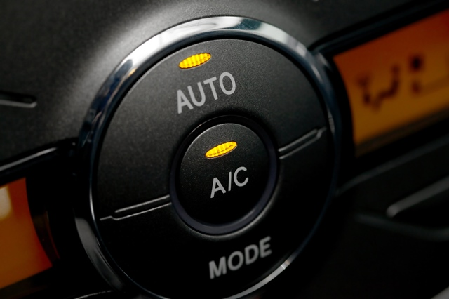 Air conditioning switch