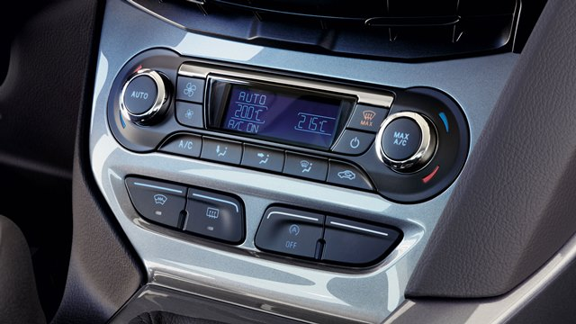 Ford Electronic AC controls