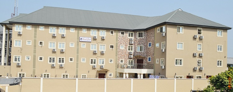ROYAL CREST HOTEL AND SUITES, PORT HARCOURT, NIGERIA