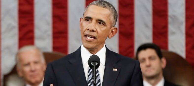 Obama State of Union 2016