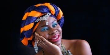 Bunmi Sanya. Photo credit: Kayode Ojo