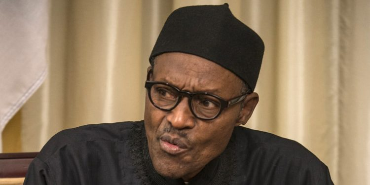 President Muhammadu Buhari, GCFR