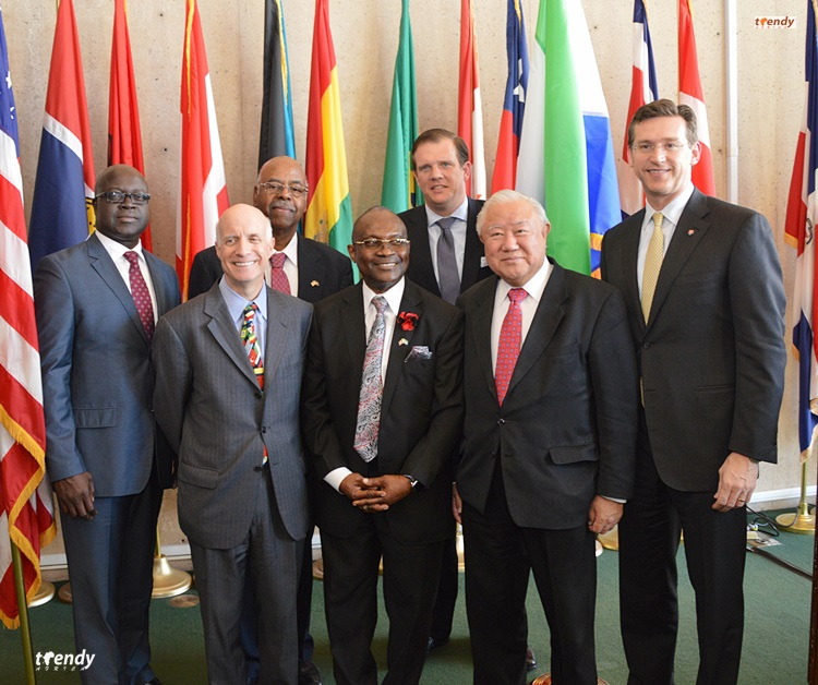 Honorary Consuls in Texas