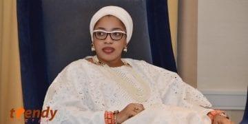 Her Royal Majesty the Queen, Olori Wuraola Ogunwusi (Yeyelua of Ile-Ife)