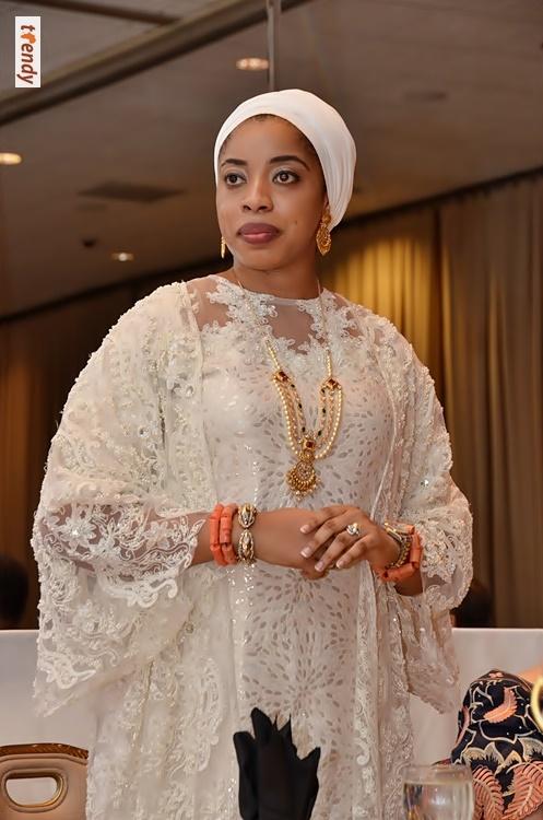 Her Imperial Majesty, Olori Wuraola Ogunwusi