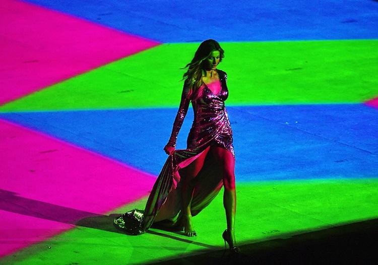 Brazilian Supermodel Gisele