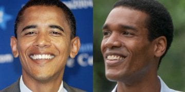 Parker Sawyers Plays Obama in Southside