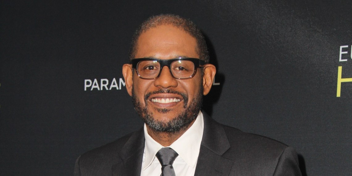 Forest whitaker plays archbishop desmond tutu in the for The whitaker
