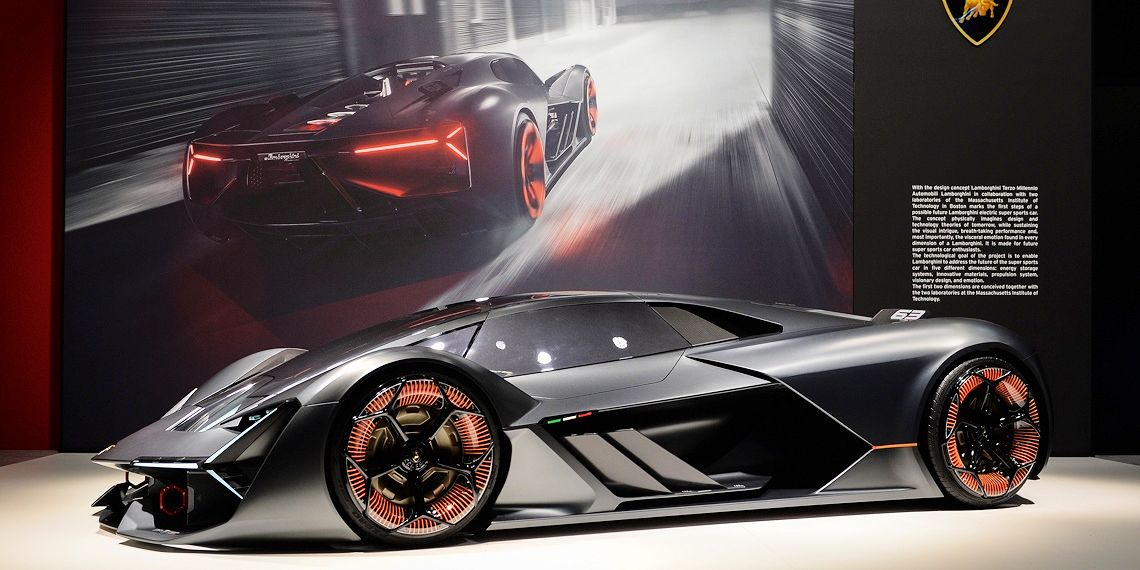 lamborghini terzo millennio hybrid concept trendy africa. Black Bedroom Furniture Sets. Home Design Ideas