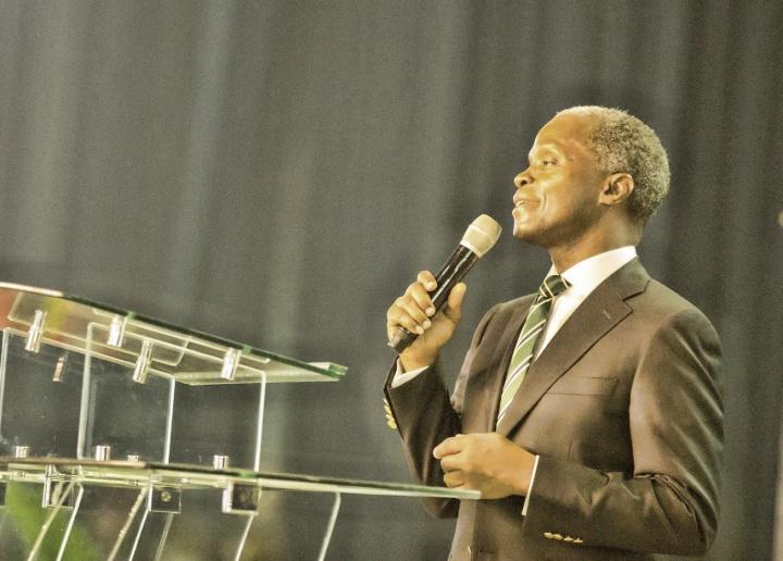 Yemi Osinbajo NG VP