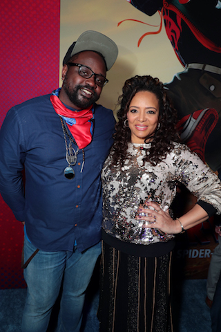 Brian Tyree Henry and Luna Lauren Velez