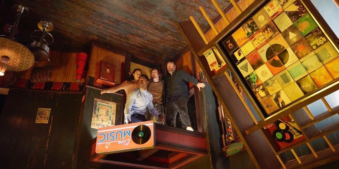 Jay Ellis in Escape Room