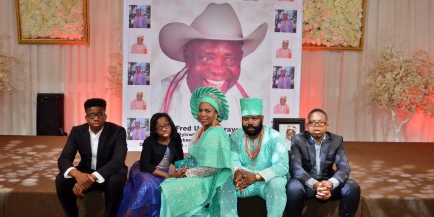 The Emeofa family