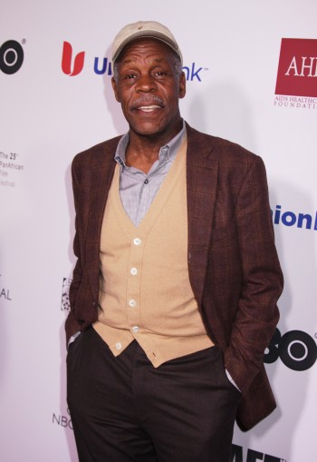 Danny Glover - photo by Shola Orol