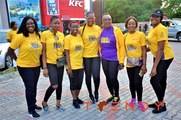 Endometriosis carnival and walk, Lagos