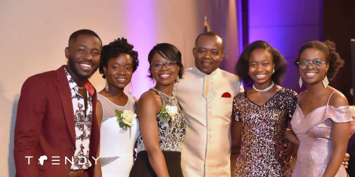 Bishop Nosa Onaiwu and family
