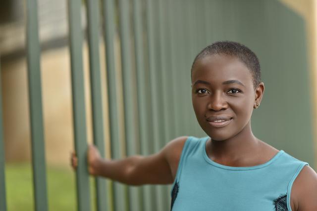 Actor, writer and producer Constance Ejuma