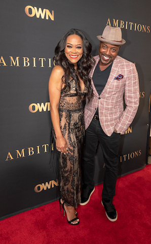 Robin Givens and creator Will Packer