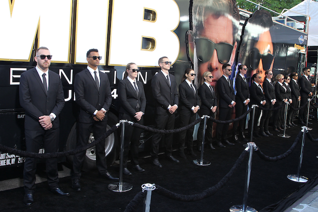 "The World Premiere of Columbia Pictures ""Men In Black: International"""