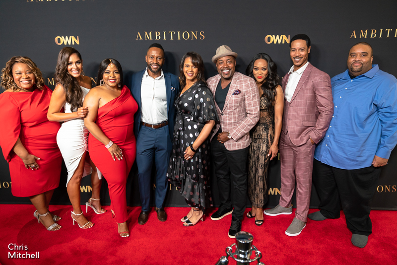 cast of ambitions