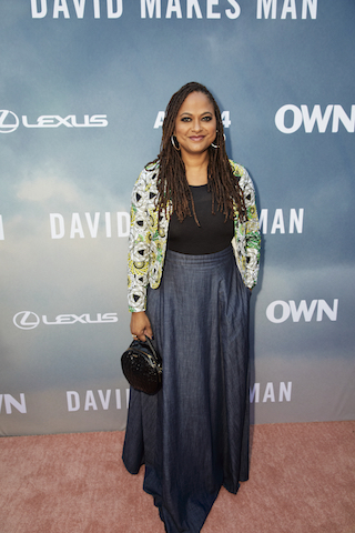 Ava DuVernay, creator and executive producer of OWNs Queen Sugar