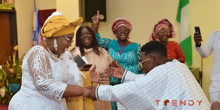 Adeyemo celebration