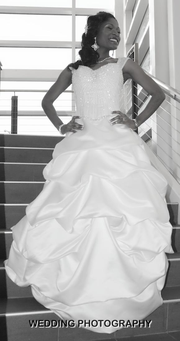 Yetunde Akanni bride