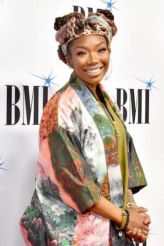 BMI President's Award Recipient Brandy