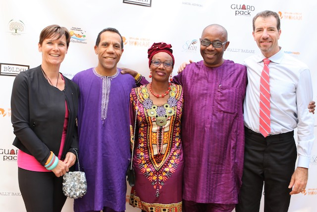 UAW's Fundraiser Gala takes place in Beverly Hills