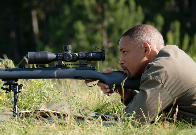Will Smith plays a sniper in Gemini Man