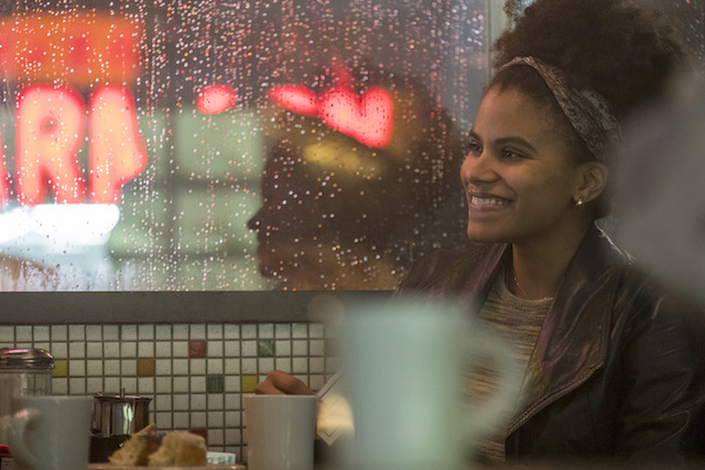 Zazie Beetz in Joker movie