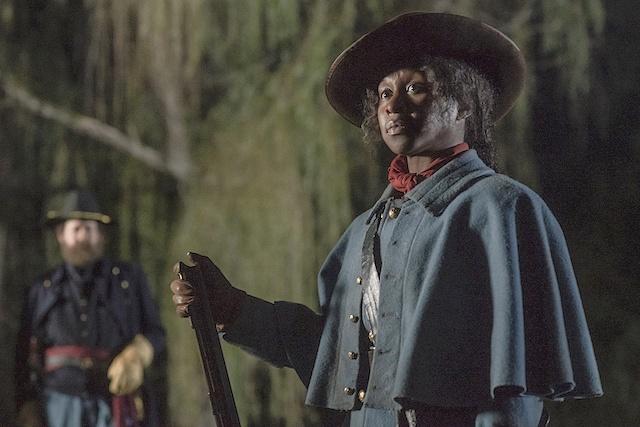 Cynthia Erivo stars as Harriet Tubman - Credit Glen Wilson  Focus Features