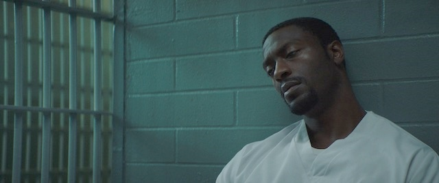 ALDIS HODGE IN CLEMENCY. COURTESY OF NEON