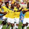 Colombia heats up world cup