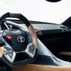 TOYOTA FT-1 resurfaces